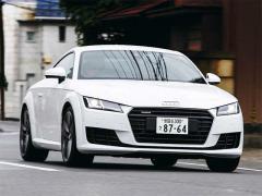TTクーペの中古車を探すなら【グ...