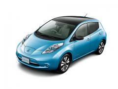 【日産】電気自動車「リーフ」がマイナーチェンジ2015【価格・カラー】