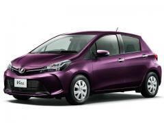 トヨタ、「ヴィッツ」の特別仕様車を発売