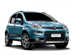 フィアット、「パンダ」の4WDモデルを限定発売