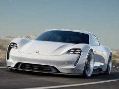 ポルシェ、電気自動車「ミッションE」を2020年末までに発売