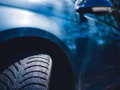 車におけるハンドルの滑り止め対策
