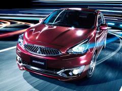 三菱自動車、「e-Assist」を全車標準装備した新型「ミラージュ」来春発売