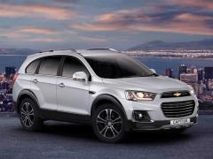 GM、「シボレー キャプティバ」の新型モデルを発売