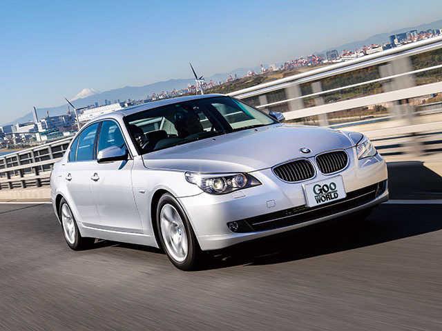 【気になる中古車試乗判定】BMW 5シリーズ