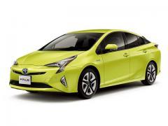 トヨタ、新型「プリウス」が12月の新車販売台数でトップ