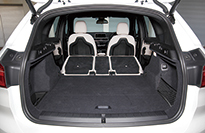 BMW X1 ラゲッジスペース