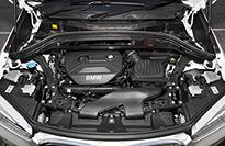 BMW X1 エンジン