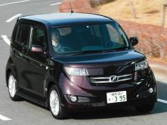 トヨタ bB 試乗レポート(2006年02月)