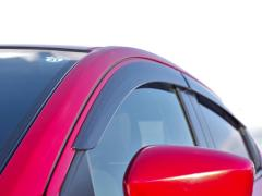 車のドアバイザーの必要性とメリット・デメリット