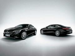 メルセデス・ベンツ、「Sクラス クーペ」に新型モデル追加