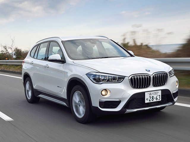BMW X1 試乗レポート(2016年03月)