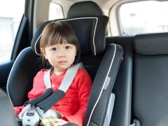 チャイルドシートとジュニアシートの兼用は可能か?