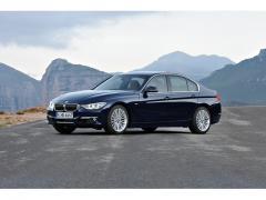 【BMW】3シリーズがレーダーセーフティを標準装備2014