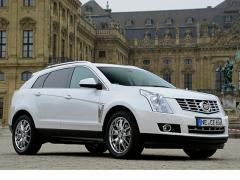 GM、「キャデラック SRX クロスオーバー」の特別限定車を発売