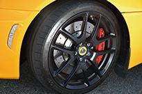 ロータス エヴォーラ 400(タイヤ・ブレーキ)