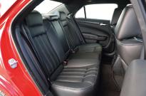 クライスラー 300 S(インテリア)