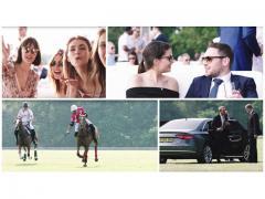 アウディが主催するポロの大会に垣間見る、英国上流階級の優雅なる社交風景