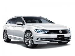VW、日本専用の限定車「パサート ヴァリアント ヴォヤージュ」を発売