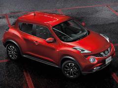 日産、「ジューク」の「15RX Vセレクション」に新オプション追加