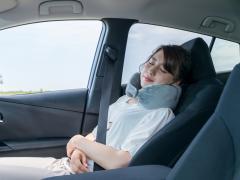 夏に車中泊する際の注意点と暑さ対策とは