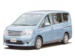 日産 セレナ(2013年12月〜2015年11月)中古車購入チェックポイント