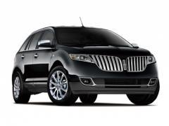 フォード、SUVモデル「リンカーンMKX」にナビゲーションを標準装備
