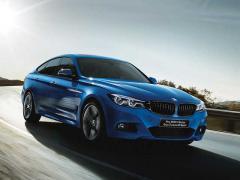 BMW、「320i グランツーリスモ」を10月に日本で発売