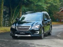 スバル、「エクシーガ クロスオーバーセブン」の特別仕様車を発売