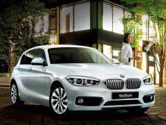 BMW、創立100周年記念第10弾「118i セレブレーションエディション マイスタイル」
