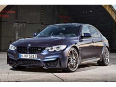 BMW、「M3セダン」の30周年を記念した特別限定車「30 Jahre M3」を発売