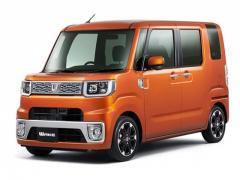 ダイハツ、トールワゴンタイプの新型軽自動車「ウェイク」を発売