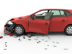 車の事故の種類にはどんなものがあるのか