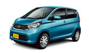 日産 デイズ 中古車価格帯:75.9〜127.8万円