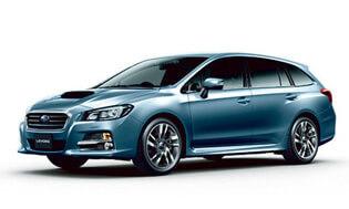 スバル レヴォーグ 中古車価格帯:212.9〜316.6万円