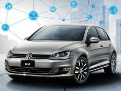 VW、「ゴルフ」他に純正インフォテイメントシステムを搭載した特別仕様車を追加