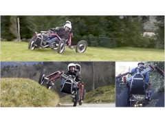 どんな地形も走り切るフランスの「スパイダーカー」に注目!