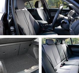 BMW 1シリーズ 内装