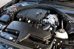 BMW 1シリーズ エンジン