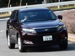 トヨタ ハリアー 試乗レポート(2014年03月)