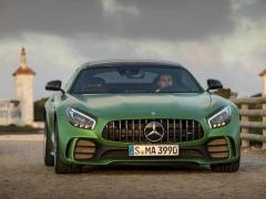 メルセデス・ベンツ、「AMG GT R」がニュルアタックで好記録