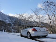 冬のオープンカーは寒い?服装や寒さ対策、注意点などを紹介