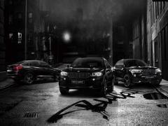 BMW、「X3」、「X4」、「X5」の特別限定モデル「BLACKOUT」を発売