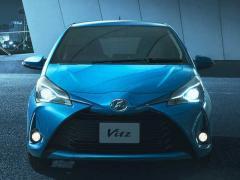 トヨタ、「ヴィッツ」にハイブリッドモデルを追加