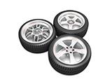 夏タイヤと冬タイヤの価格や制動距離、空気圧、乗り心地などの違いについて
