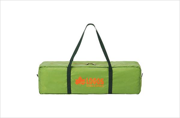 専用バッグで持ち運びが便利に
