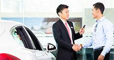 ご自宅への引取・納車や、車検切れでもOK!のオプションサービス